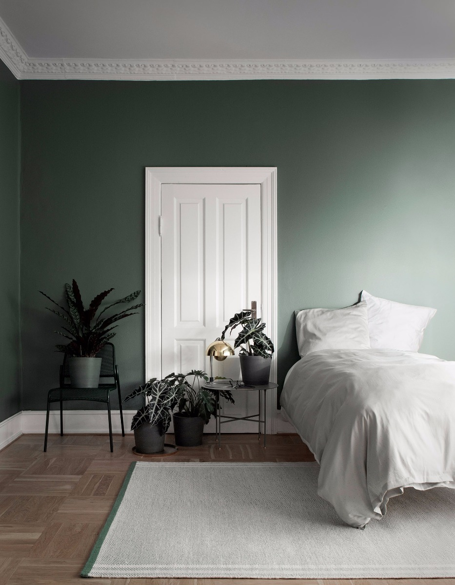 3710 dusty green/white